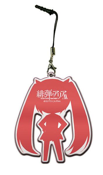 緋彈的亞莉亞AA-壓克力造型吊飾(1)