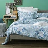HOLA 卡拉揚天絲床包枕套組 雙人