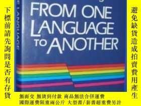 二手書博民逛書店From罕見One Language To AnotherY256260 Jan De Waard Thoma
