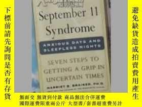 二手書博民逛書店英文原版罕見The September 11 Syndrome