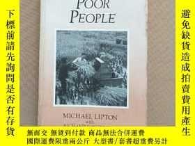 二手書博民逛書店new罕見seeds and poor people(英文版)Y