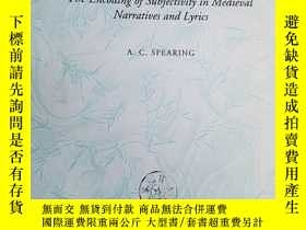 二手書博民逛書店Textual罕見Subjectivity: The Encod