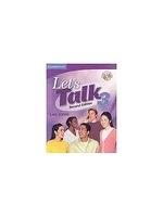 二手書博民逛書店 《Let's Talk 3》 R2Y ISBN:0521692873│Jones
