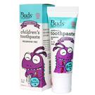 【佳兒園婦幼館】Buds 芽芽有機 兒童含氟牙膏-黑加侖50ml (3-12歲)