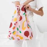 美國 BAGGU 設計口袋購物包 秋收-M