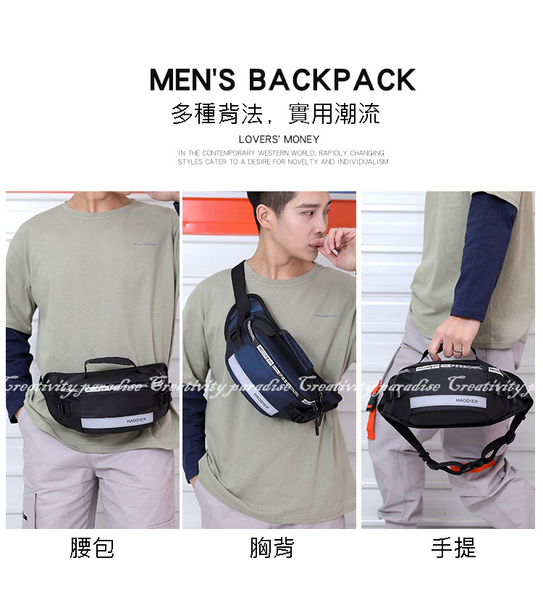 【反光腰包】彈力防水防震運動手機包 水壺包 慢跑音樂包 男女適用反光隨身包 健身貼身時尚潮包