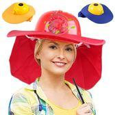 太陽能風扇工程帽建筑工地施工安全帽帶風扇摩托車防護帽消暑頭盔 『名購居家』