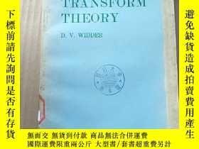 二手書博民逛書店an罕見introduction to transform theory(P969)Y173412