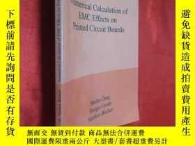 二手書博民逛書店Numerical罕見Calculation of EMC Ef