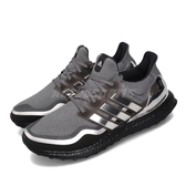 adidas 慢跑鞋 UltraBOOST MTL 灰 銀 金屬系列 男鞋 避震 運動鞋 【PUMP306】 EG8103
