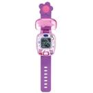 【 英國 Vtech 】粉紅豬小妹-多功能遊戲學習手錶-粉 / JOYBUS玩具百貨