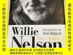 二手書博民逛書店Willie罕見Nelson: The Outlaw(英文原版進