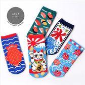 日本襪子 【S0243】夏季日式風格短襪❤️日式風格 涼鞋搭配 長襪 短襪  姊妹情侶