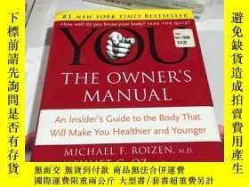二手書博民逛書店YOU The罕見Owner s ManualY246305