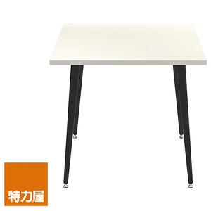 組 - 特力屋萊特 桌 米白色/錐腳黑砂