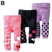 左右不對稱AB款 造型內搭褲襪 (3件一組) 橘魔法Baby magic .現貨