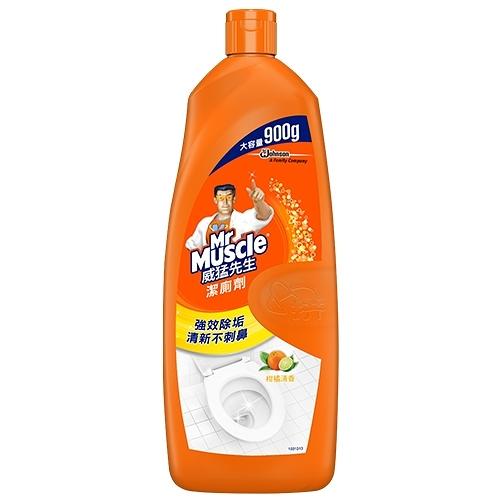 威猛先生潔廁劑-柑橘清香900g【愛買】