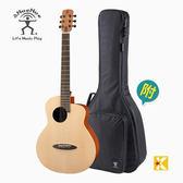 【金聲樂器】aNueNue M1 誕生鳥 旅行吉他 雲杉面板 桃花心木側背板 附贈原廠吉他袋 鳥吉他