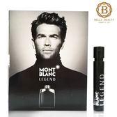Montblanc萬寶龍 傳奇經典男性淡香水 1.2ml 針管《Belle倍莉小舖》44394