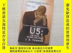 二手書博民逛書店U5:THE罕見TRUTH BEHIND THE LIVES【652】 內有英文簽名Y10970 J.B.TO