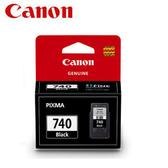CANON ㊣原廠墨水匣 PG-740 BK黑色 適用:CANON MG2170/MG3170/MG4170/MX437/MX377/MX517