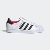 Adidas Superstar [FW6384] 男鞋 運動 休閒 慢跑 貝殼 經典 基本 穿搭 時尚 愛迪達 白黑