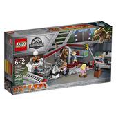 【LEGO 樂高 積木】LT-75932 侏儸紀世界 Jurassic World 迅猛龍追逐 Jurassic Park Velociraptor Chase