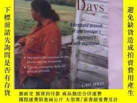 二手書博民逛書店未成年人抑鬱症原版書罕見MONOCHROME DAYS:a fi