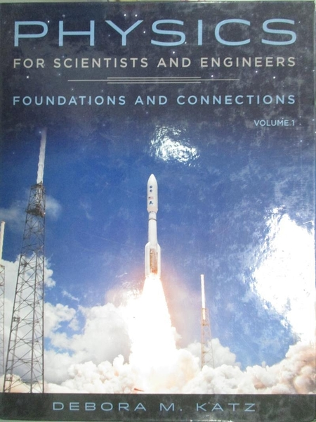 【書寶二手書T7/科學_XAH】Physics for Scientists and Engineers: Founda