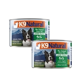 【K9 Natural 】狗狗鮮燉主食罐 羊肉 170g 24件組 (狗罐頭 濕食)