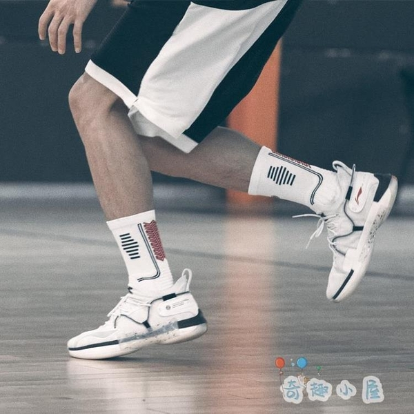 籃球襪男高幫精英襪毛巾襪運動襪長筒襪子夏季【奇趣小屋】