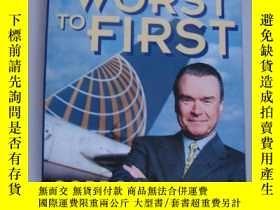 二手書博民逛書店From罕見Worst To First《從最差到第一:大陸航空