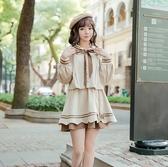 洛麗塔洋裝連身裙套裝學生制服【奇趣小屋】