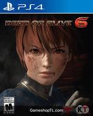 PS4 生死格鬥 6(美版代購)