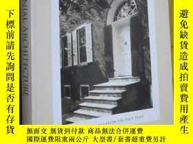 二手書博民逛書店Colonial罕見Architecture: Early Examples from the First Sta