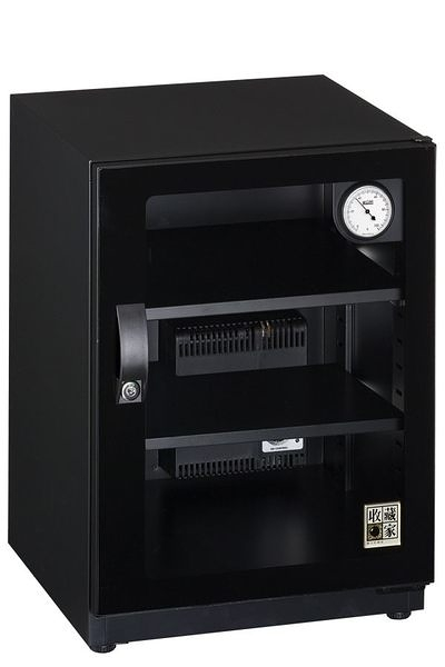收藏家  CD-75  時尚小中款電子防潮箱
