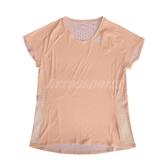 adidas 短袖T恤 25/7 Tee Chill 粉橘 女款 反光 健身 慢跑 【PUMP306】 FM2824