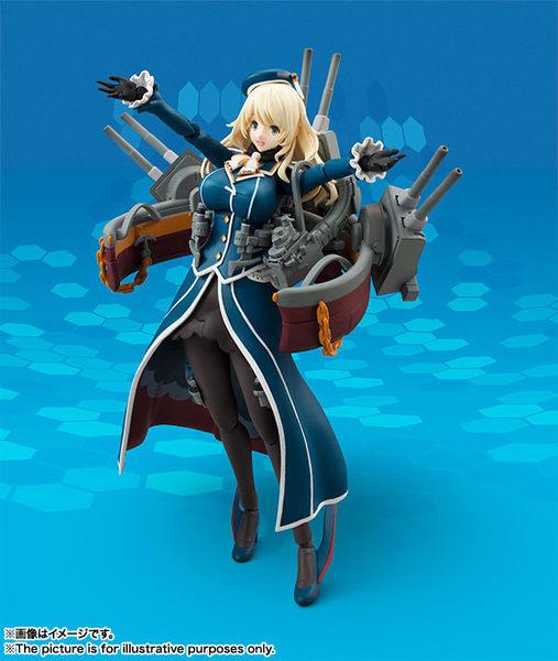Poco+玩具部  全新 AGP 裝甲少女 艦隊收藏 艦娘 戰艦 愛宕