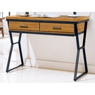 書桌 電腦桌 AT-226-6 工業風木心板3.5尺書桌 (不含其它產品)  【大眾家居舘】