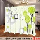 屏風隔斷墻客廳可折疊移動玄關現代簡約臥室...