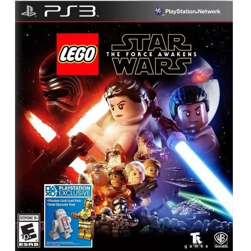 【軟體世界】PS3 樂高星際大戰:原力覺醒 (亞版英文版)