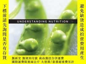 二手書博民逛書店Understanding罕見Nutrition (mindtap Course List)-了解營養(mindt