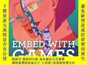 二手書博民逛書店Embed罕見With GamesY255562 Cara Ellison Polygon 出版2015