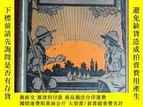 二手書博民逛書店百年老書!A罕見GOLDEN THREAD 一根金線( 1923