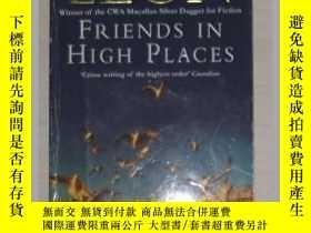二手書博民逛書店英文原版罕見Friends in High Places by