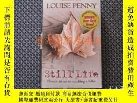 二手書博民逛書店英文原版:Still罕見Life(Louise Penny)Y1