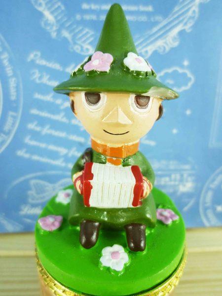 【震撼精品百貨】慕敏嚕嚕米家族_Moomin Valley~造型飾品盒-阿金