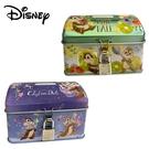 【日本正版】奇奇蒂蒂 鐵盒 存錢筒 小費盒 收納盒 附鑰匙 可上鎖 迪士尼 Disney 528313 542906