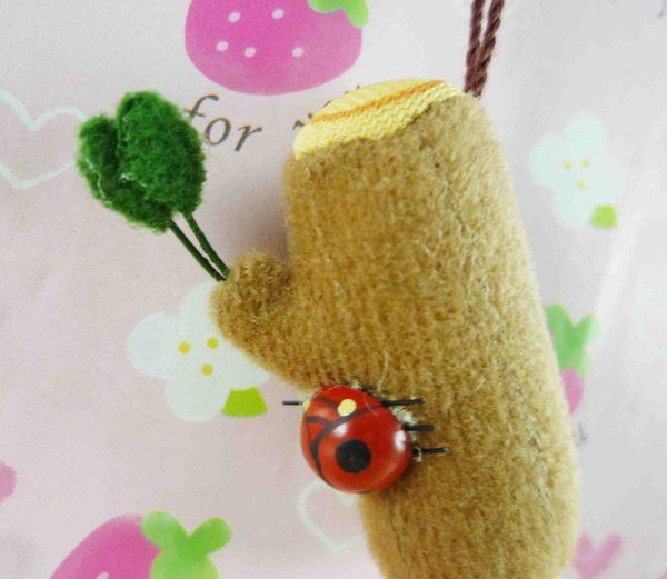 【震撼精品百貨】となりのトトロTotoro_造型吊飾-瓢蟲