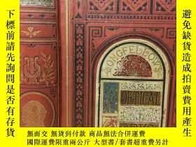 二手書博民逛書店THE罕見POETICAL WORKS OF HENRY WAD